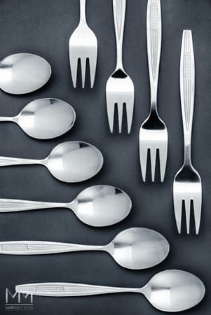 Fork And Spoon II