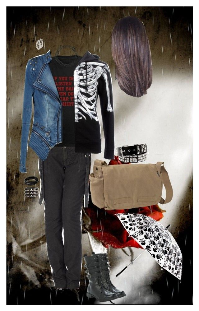 """""""Look 2-16"""" by candy-coated-doom ❤ liked on Polyvore featuring Hybris, Hot Topic, Iron Fist, Everest, Story by Kranz & Ziegler, Topshop, emo and HIWIDIHS"""