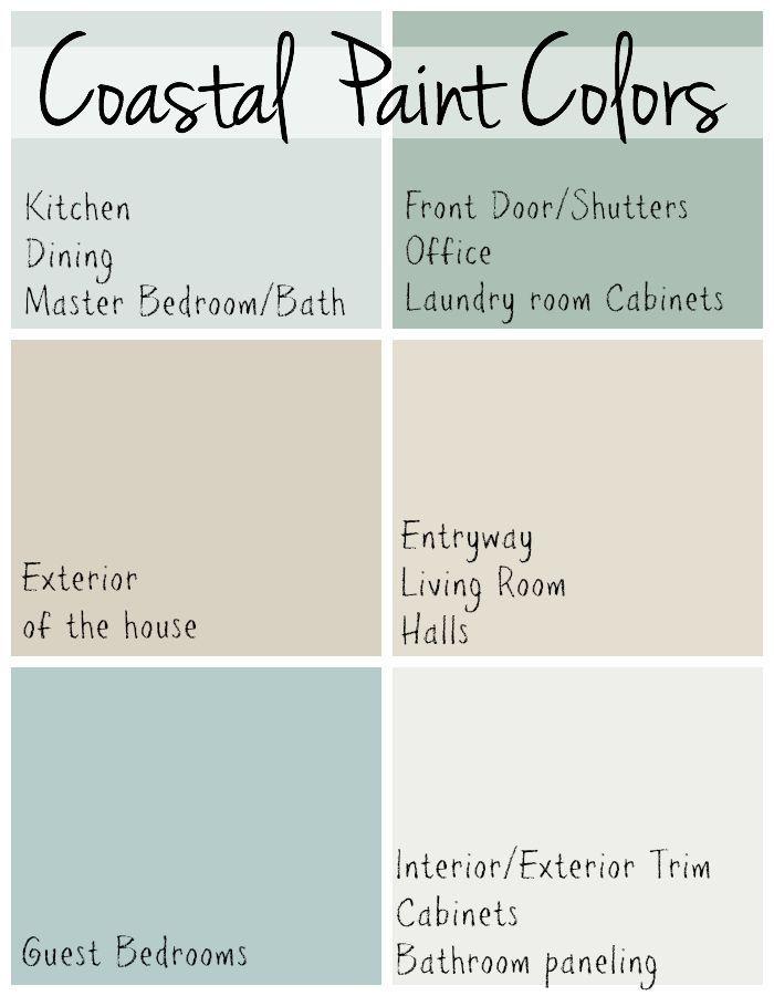 Pas Florida Beach House Paint Colors March 2018