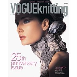 Schal von Nicky Epstein. Anleitung unter http://www.vogueknitting.com/magazine/nicky_epstein/anniversary_scarf.aspx