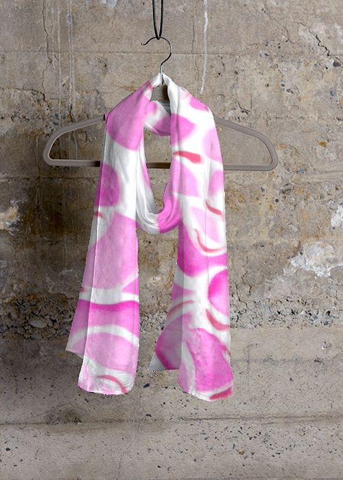 Oversized Merino Wool Scarf - Kaleidoscope Stallion by VIDA VIDA