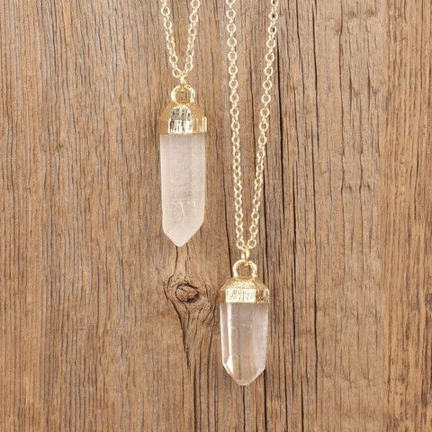 Love & Light necklace from Adorn By Sarah Lewis