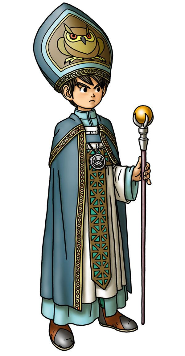 49 best dragon quest ix images on pinterest dragon quest dragon dragon quest ix sentinels of the starry skies art gallery containing characters concept art and promotional pictures aloadofball Choice Image