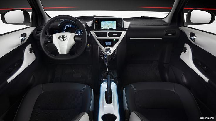 Toyota iQ EV [2013]