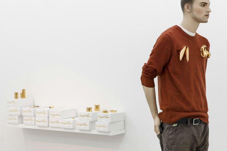 Installation view, Benjamin Lignel, How do you like me now ?, NextLevel Galerie, 2013, Photo: F. Kleinefenn