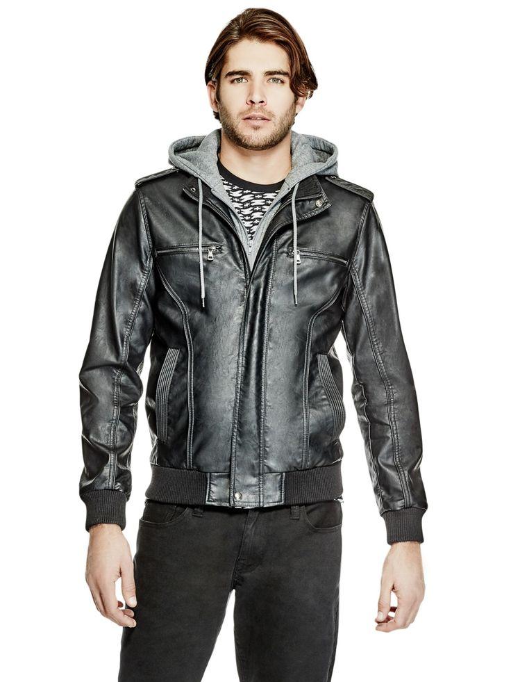 Greenpoint Aviator Jacket