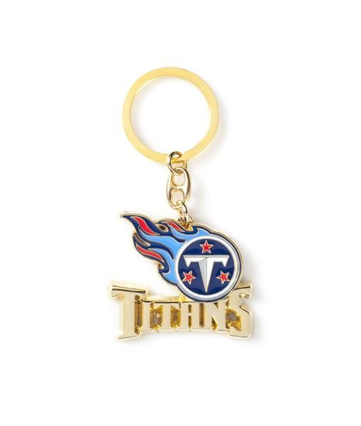 lowest price 65dea 3938e Tennessee Titans Heavyweight Keychain | Best NFL Accessories ...