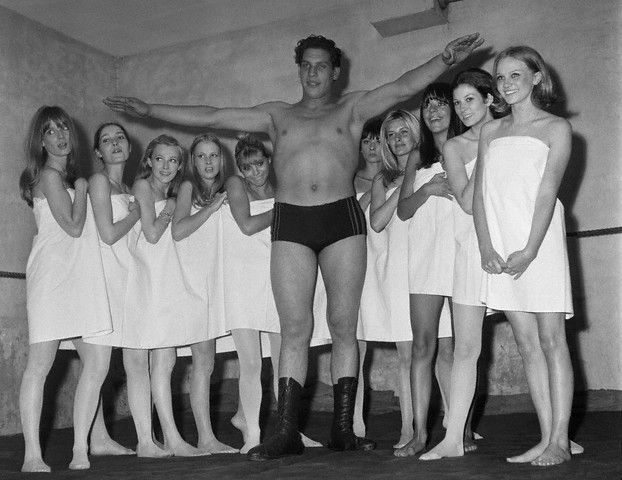 Andre the Giant - WWE Legend of WrestleMania
