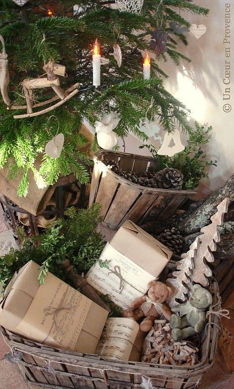 En vit jul hemma « Handarbete & Pyssel   Inspiration Handverkarna.se   pyssla pyssla hobby sticka virka sy hantverk papperspyssel brodera smycken sömnad handverk