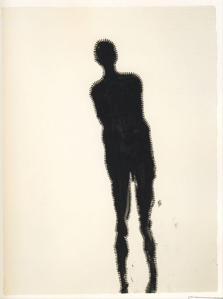 Antony Gormley | Under my skin 1998