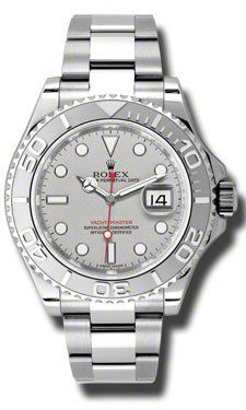 17 best images about luxury men s watches tag heuer rolex yacht master platinum dial steel and platinum mens watch 116622plso