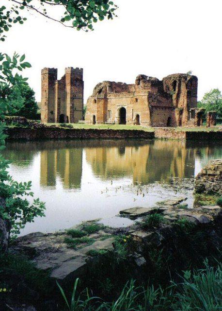 Kirby Muxloe Castle, Leicestershire, England