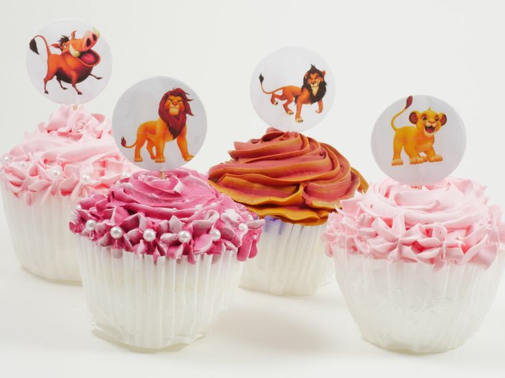 The Lion King cupcake picks, cupcake topper double sided, Birthday cupcake picks, cupcake picks, kids birthday party supplies,The Lion King by HelloPartyCrafts on Etsy https://www.etsy.com/listing/504485483/the-lion-king-cupcake-picks-cupcake