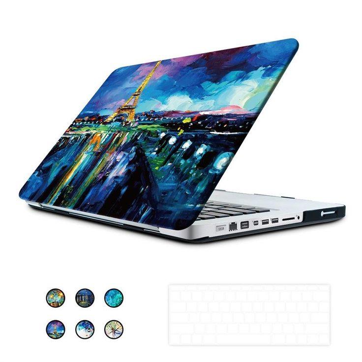 Cuir d'unité centrale Premium enduit couverture Hard Shell pour Apple MacBook Pro 11,6 — Joom