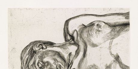 Lucian Freud: Closer - Etchings from the UBS Art Collection | visitBerlin.de