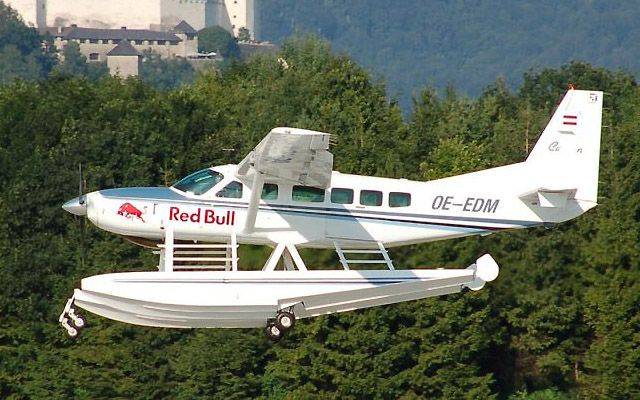 Cessna caravan amphibian Photo 1
