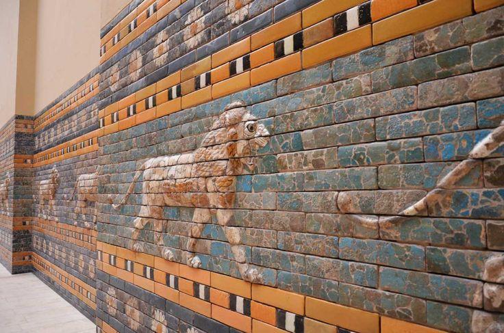 Porta di Ishtar, Berlino, Pergamon museum