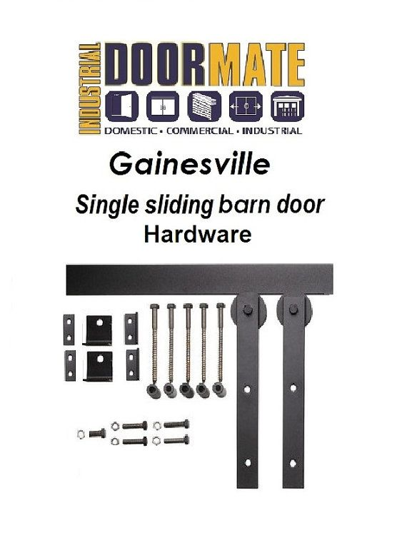Scorrevoli rustico fienile porta hardware per porta in di Doormate
