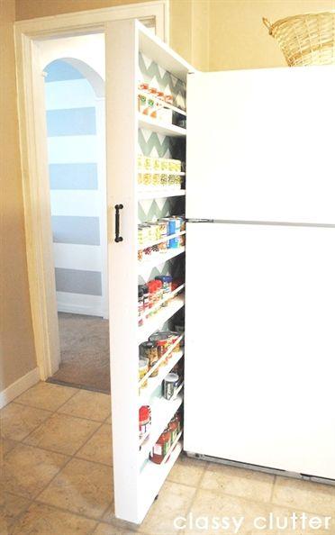 Genius Kitchens Space Saving Details for Small Kitchens kitchen
