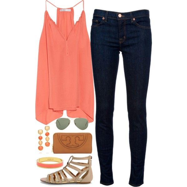 last day of school outfit idea 1