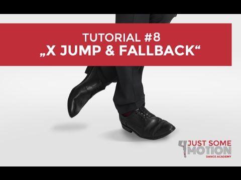 JustSomeMotion (JSM) -Tutorial #8- X Jump & Fall Back mit Sophia Thomalla