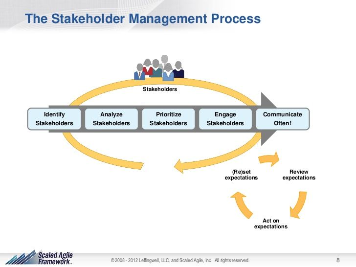 identify the needs and expectation of individual stakeholder management essay Project stakeholder management project stakeholder management processes identify working with stakeholders to meet their need/expectations.