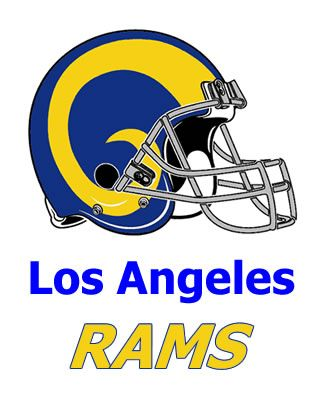 Image detail for -Throwback: The Los Angeles Rams