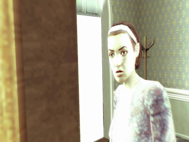 Mrs. Lamb is a key character in Manhunt 2. She was the wife of Daniel Lamb and lived as a regular suburban house wife with her husband and two children.