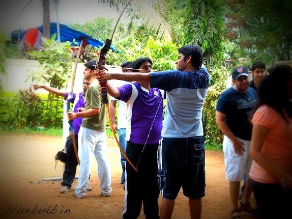 Corporate Archery Workshop