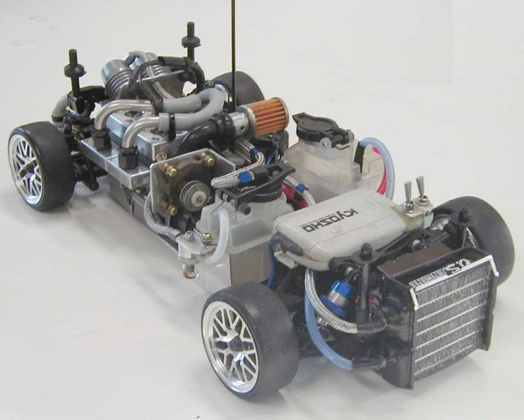 Custom Rc Cars | Custom made FW-05RR 2 cylinder 1/10 touring car, NOT TWIN ENGINE!!