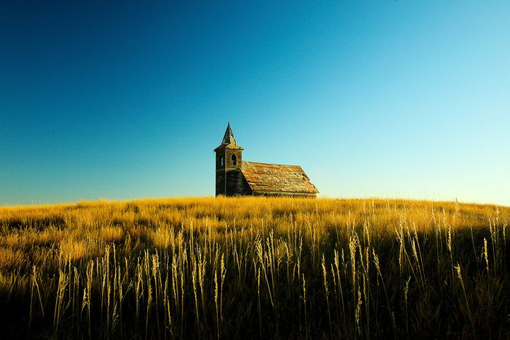 Agriculture Photography by Todd Klassy - Churches Photos