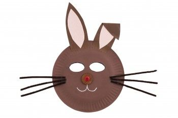 Easter Bunny Mask - Craft Activity