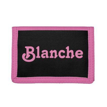 Wallet Blanche - accessories accessory gift idea stylish unique custom