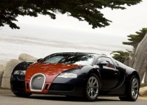 Because if you're going to have a Bugatti, it might as well be an Hermes Bugatti.