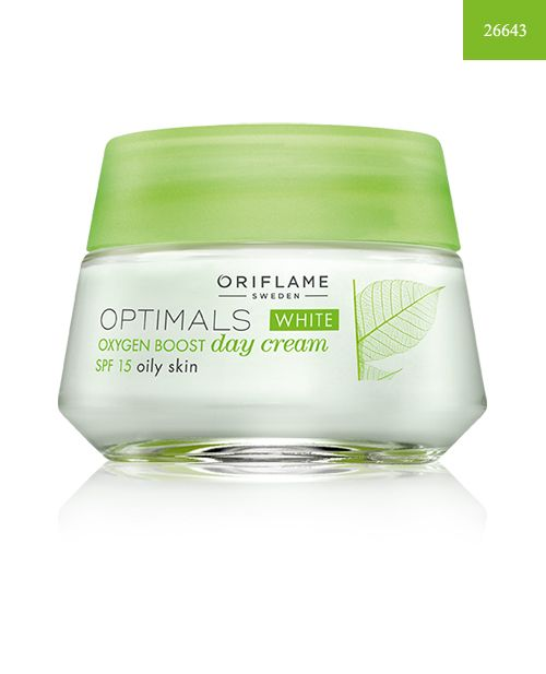 http://www.istyle99.com/Beauty-Products/Bath-Body-Care/?cid=mj04 Optimals White Oxygen Boost Day Cream SPF 15 Oily Skin 50ml @ 24% OFF Rs 600.00 Only FREE Shipping + Extra Discount - oriflame body care cream, Buy oriflame body care cream Online, oriflame body wash, body peeling, Buy b