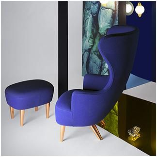Wingback - Tom Dixon