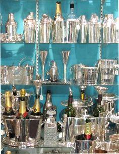 LONDON: Goldsmith & Perris silver dealers at Alfies Antique Market www.alfiesantiques.com