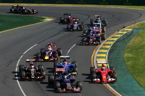 australian gp 2015 start - Cerca con Google