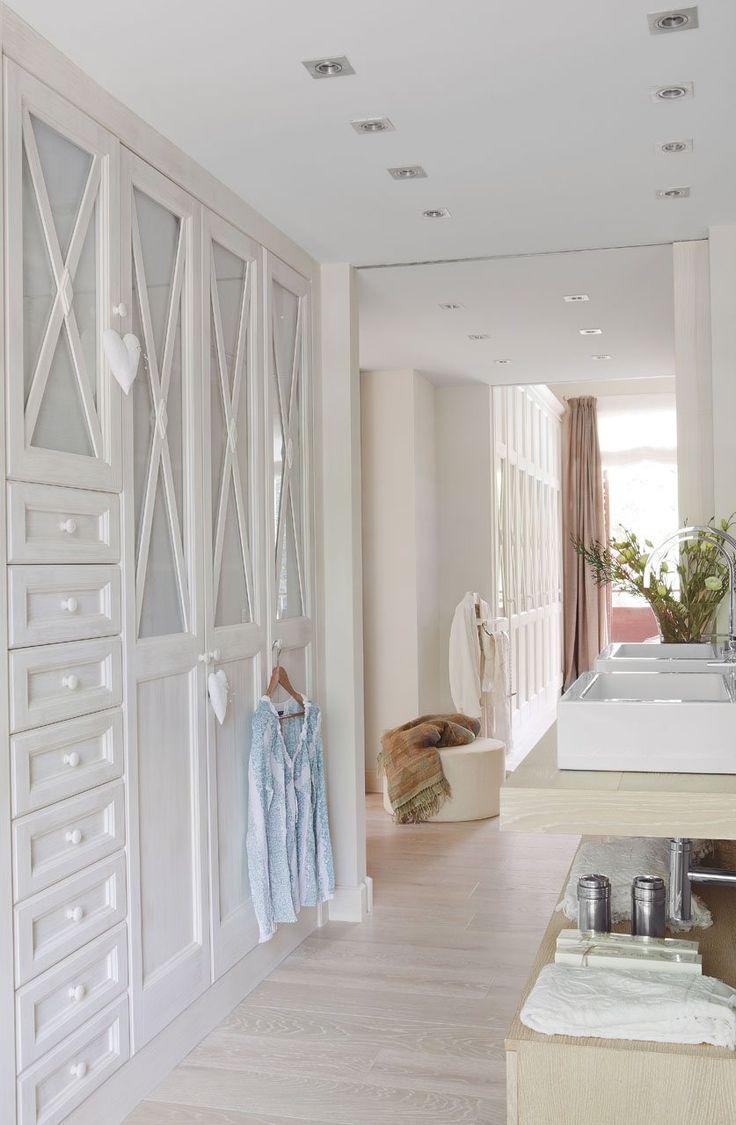 M s de 15 ideas fant sticas sobre armarios empotrados en - Armario blanco pequeno ...
