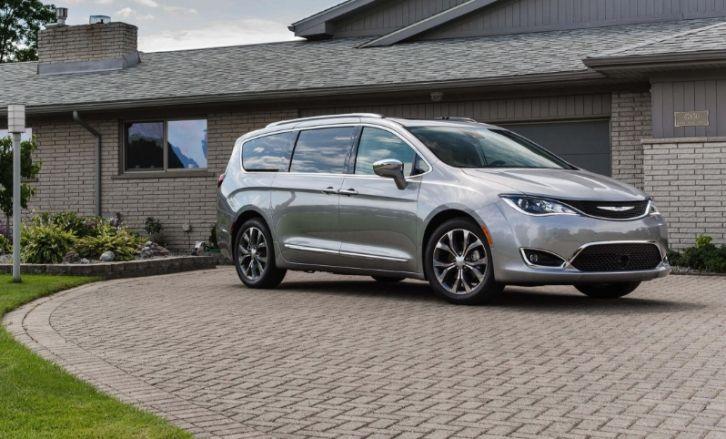 2020 Chrysler Pacifica Hybrid Rumors Chrysler Pacifica Chrysler