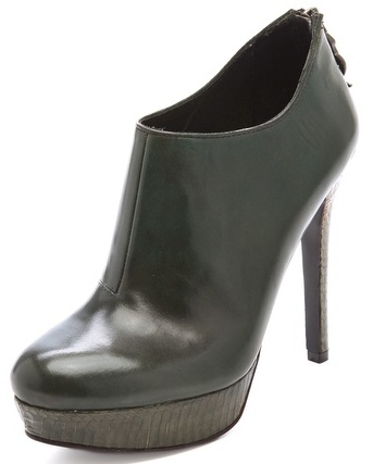 House of Harlow 1960 booties @ Holly Boutique