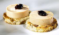 Rozijnentoastjes met ganzenlever - Colruyt Culinair !