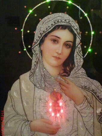 Maria Santíssima ☩                                                       …