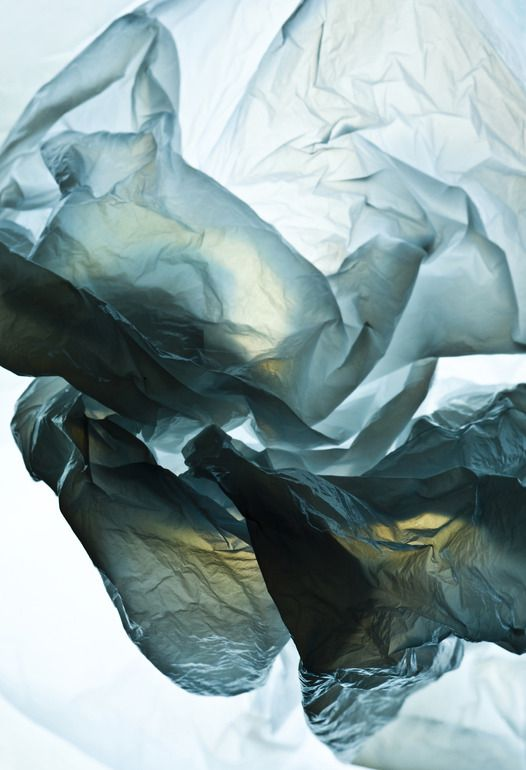 Plastic Currents (Blue) - Photography, Naomi White; Saatchi online