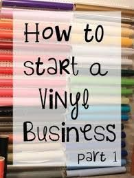 How to start a vinyl business. Best cricut projects to sell