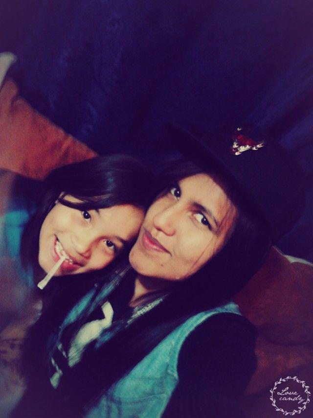 Con mi hermana #hermanas