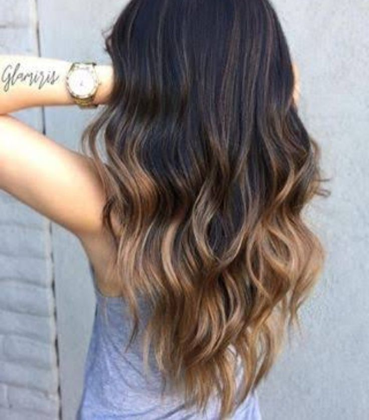 Pin By Fashion On Hairstyles Brown Ombre Hair Hair