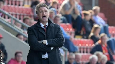 Crewe Alexandra: Fitness league table will build competition says boss Steve Davis