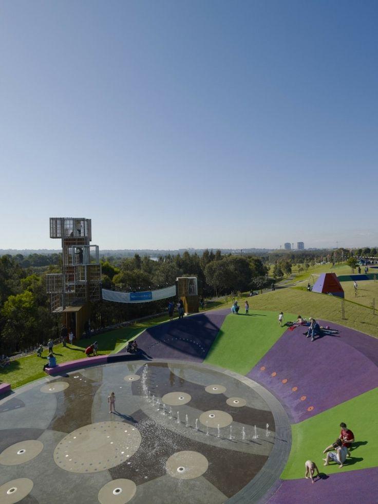Blaxland Riverside Park Playground By JMD Design