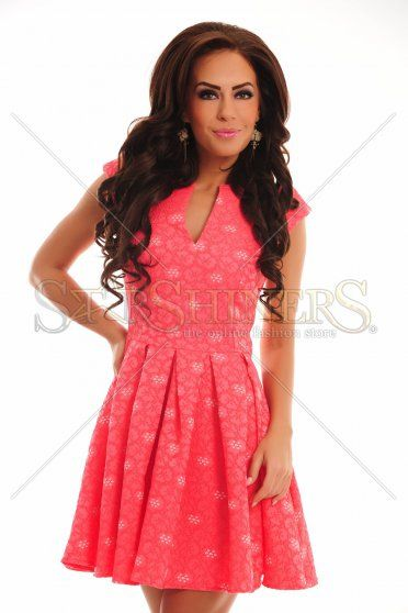 Rochie Polished Harmony Coral